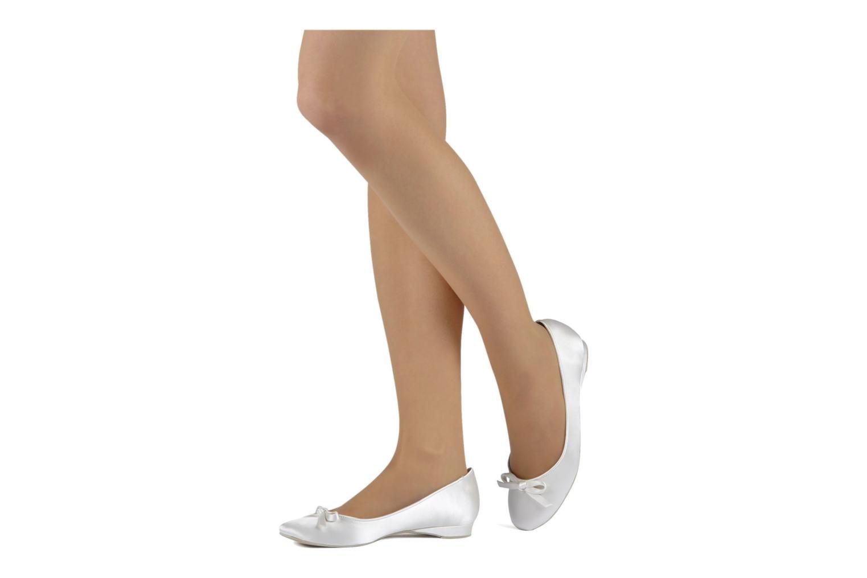 Ballerina's Menbur Alicia Wit onder