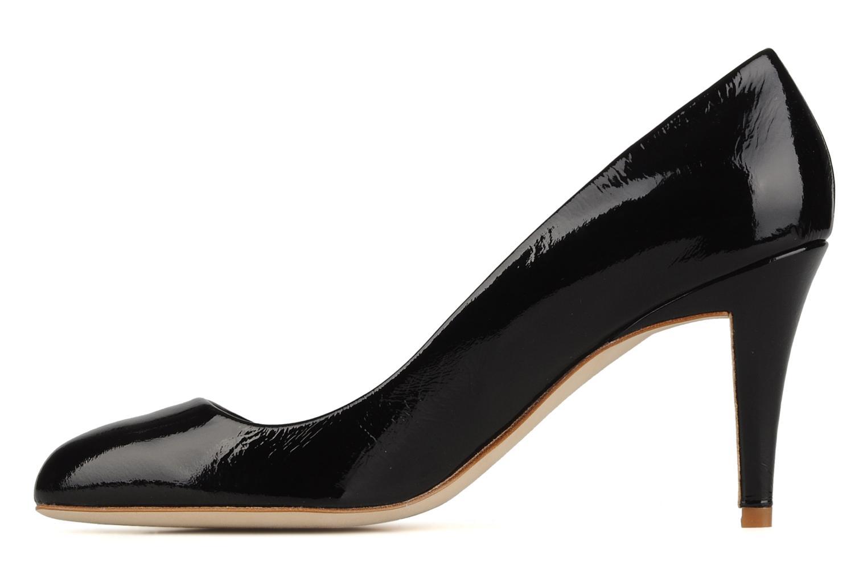 High heels Charles Jourdan Gabrielle 2 Black front view
