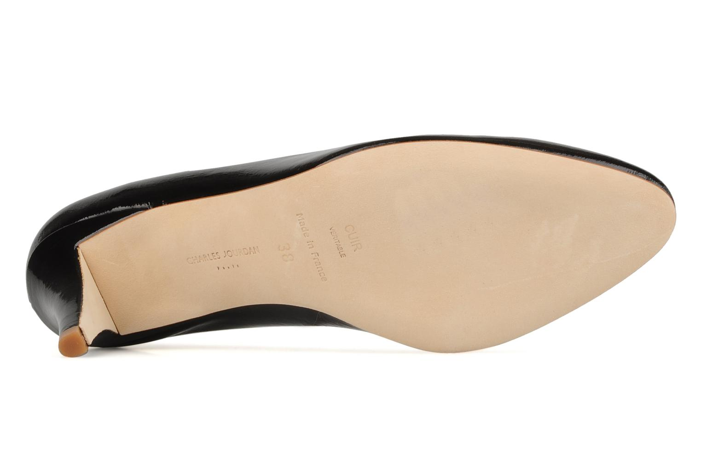 High heels Charles Jourdan Gabrielle 2 Black view from above