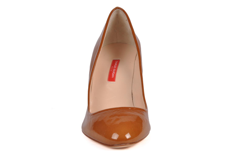 High heels Charles Jourdan Gabrielle 2 Brown model view