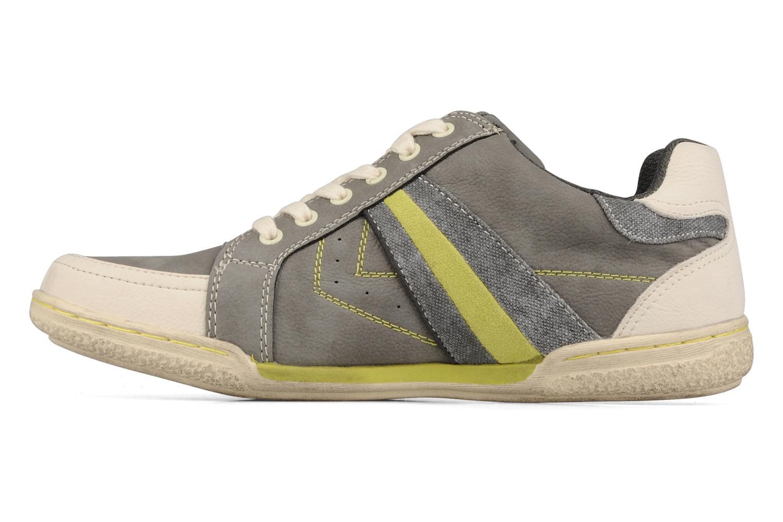 Sneakers Mustang shoes Koura Grijs voorkant