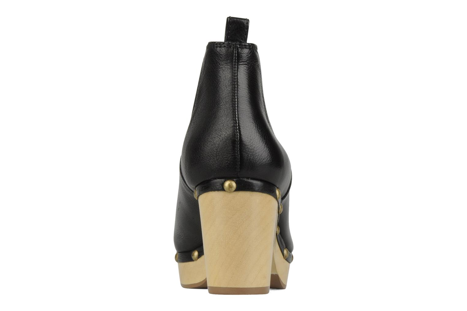 Ankle boots Studio TMLS Caius boot Black view from the right