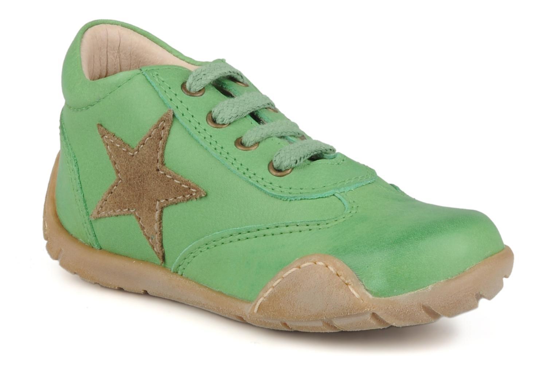 Stiefeletten & Boots Bisgaard Acérola grün detaillierte ansicht/modell