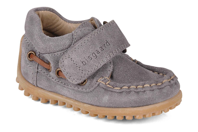 Loafers Bisgaard Maypop Grey detailed view/ Pair view