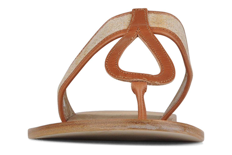 Slippers Tatoosh Piana Bruin model