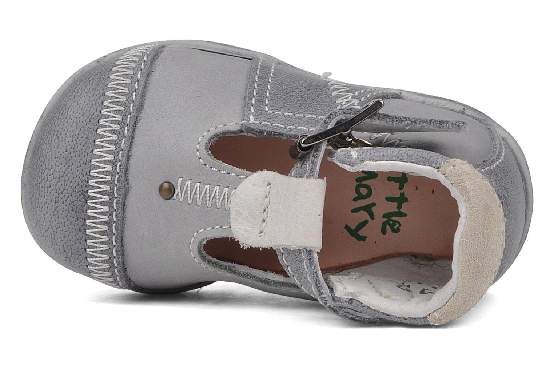 Stiefeletten & Boots Little Mary Harlem grau ansicht von links