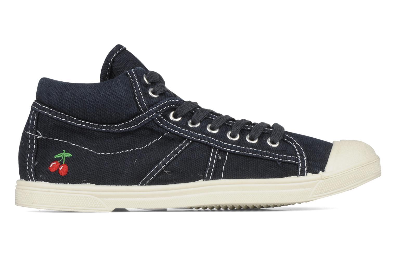 Sneakers Le temps des cerises Basic 03 Blauw achterkant