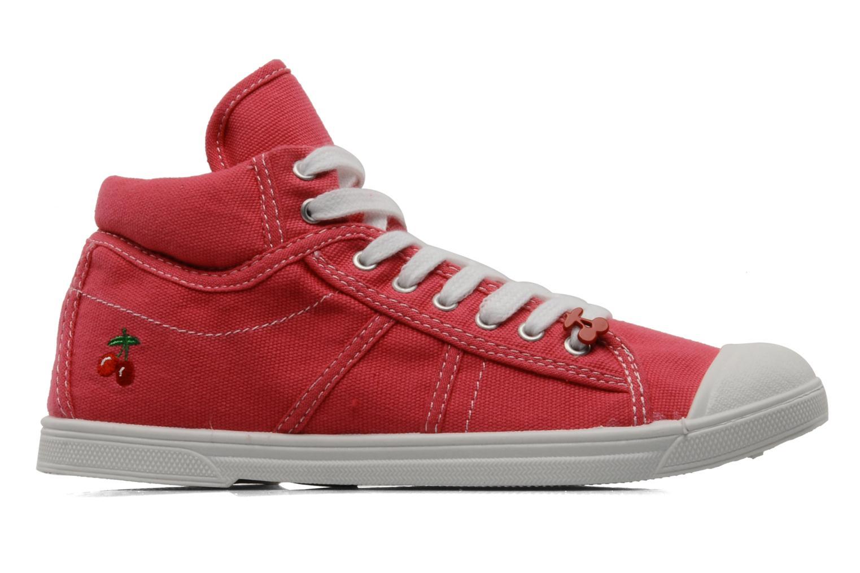 Sneaker Le temps des cerises Basic 03 rosa ansicht von hinten