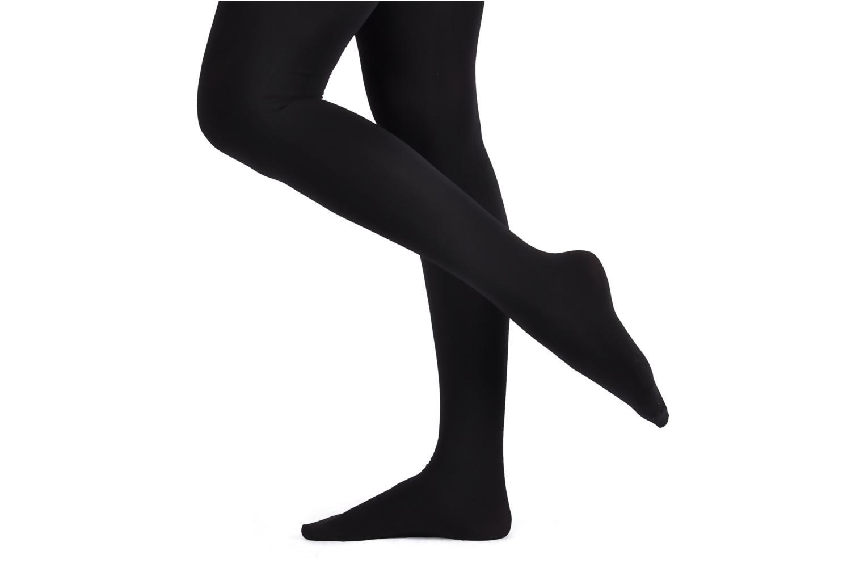 Chaussettes et collants Dim Collants opaques Noir vue détail/paire