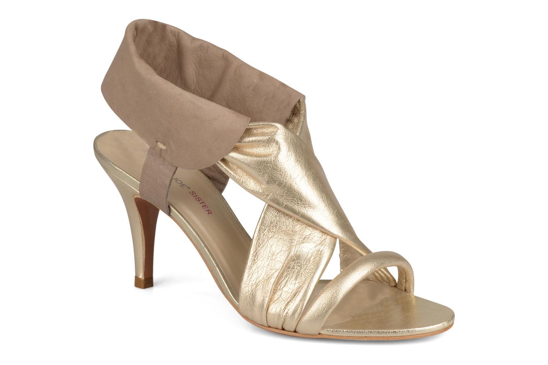 Sandalen Paul & Joe Sister Dolly gold/bronze detaillierte ansicht/modell