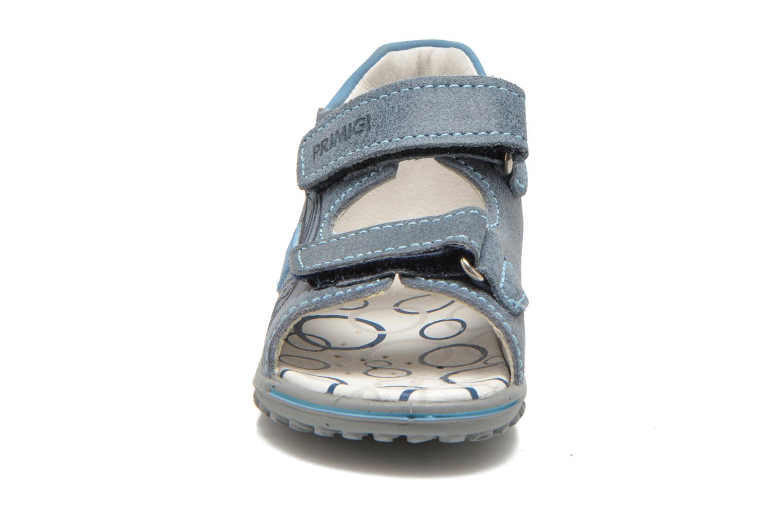 Sandales et nu-pieds Primigi Paolo Bleu vue portées chaussures