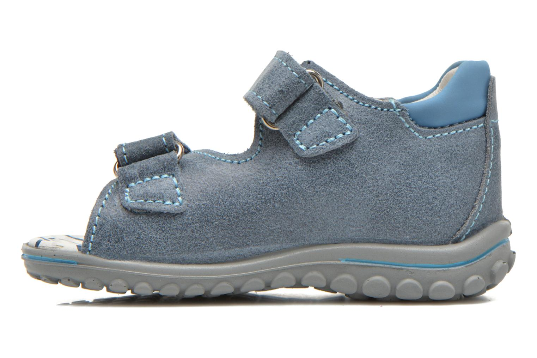 Sandals Primigi Paolo Blue front view