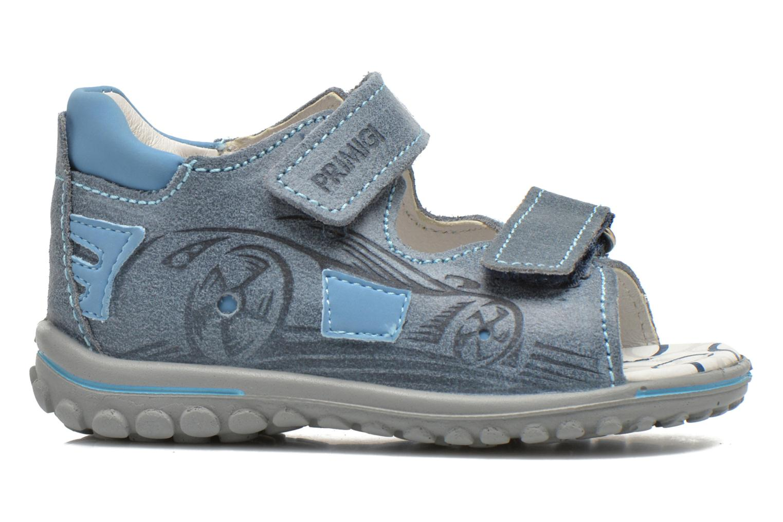 Sandales et nu-pieds Primigi Paolo Bleu vue derrière