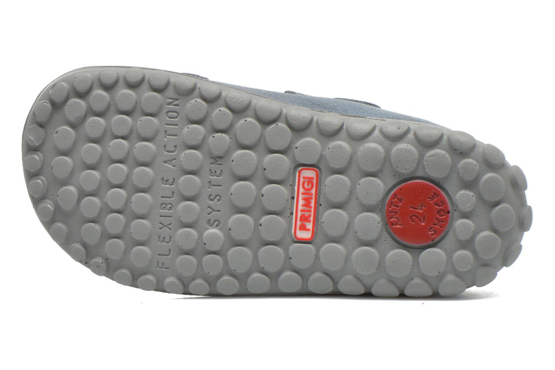 Sandales et nu-pieds Primigi Paolo Bleu vue haut