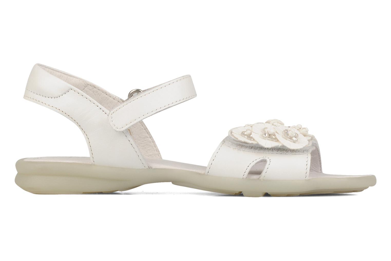 Sandales et nu-pieds Primigi Morgana Blanc vue derrière