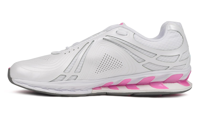 Chaussures de sport New Balance WW1100WP Blanc vue face