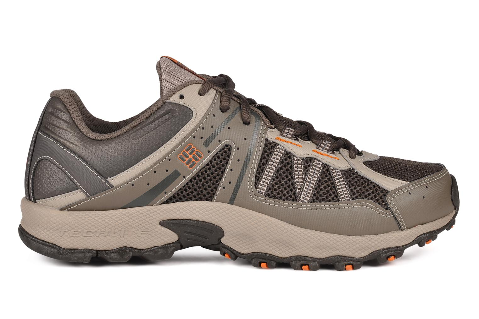 Sport shoes Columbia Switchback 2 low m Grey back view