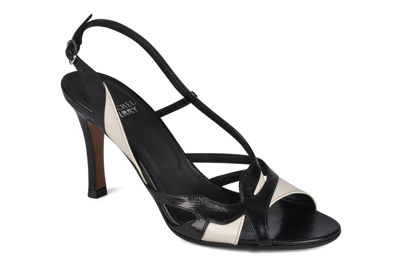 Sandales et nu-pieds Michel Perry Vesta Multicolore vue détail/paire