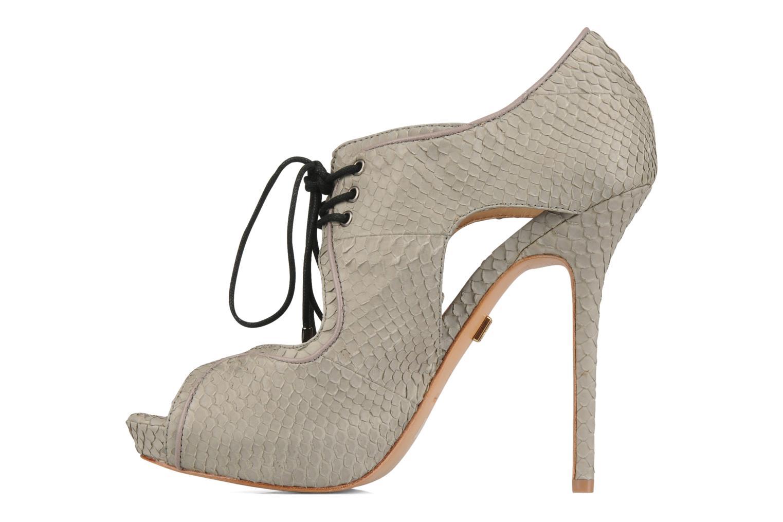 Sandals Pour La Victoire Rima Grey front view