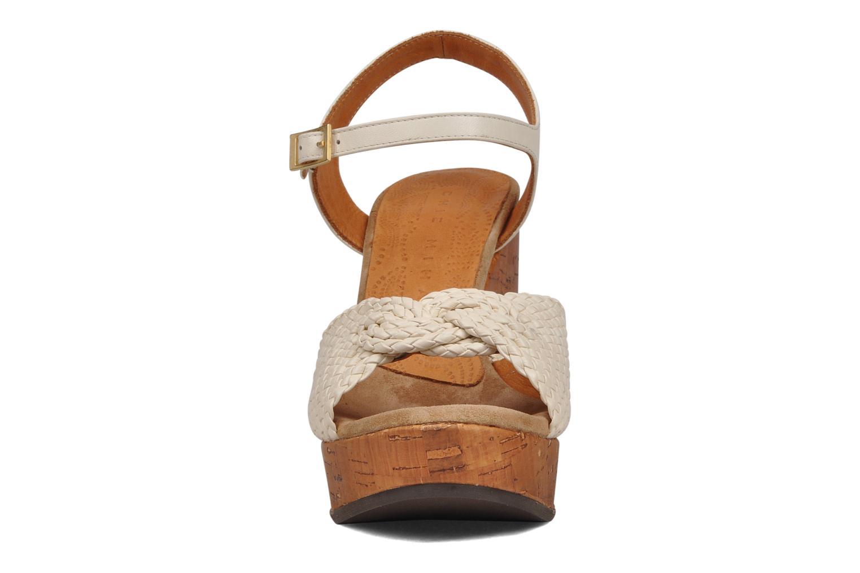 Sandals Chie Mihara Doremi White model view