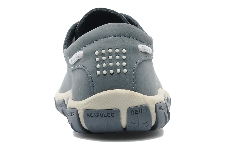 Chaussures à lacets TBS Jazaru Gris vue droite