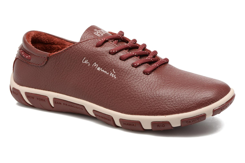 Últimos recortes de precios TBS Jazaru (Vino) - Zapatos con cordones chez Sarenza