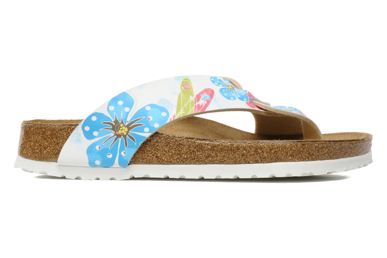 Tongs Birki's Cancun Flor W Multicolore vue derrière