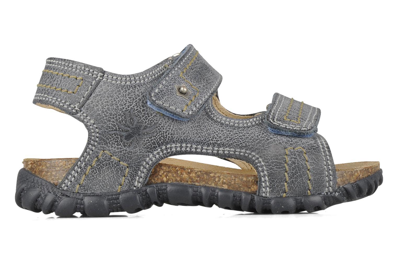Sandali e scarpe aperte Primigi Marcello Azzurro immagine posteriore