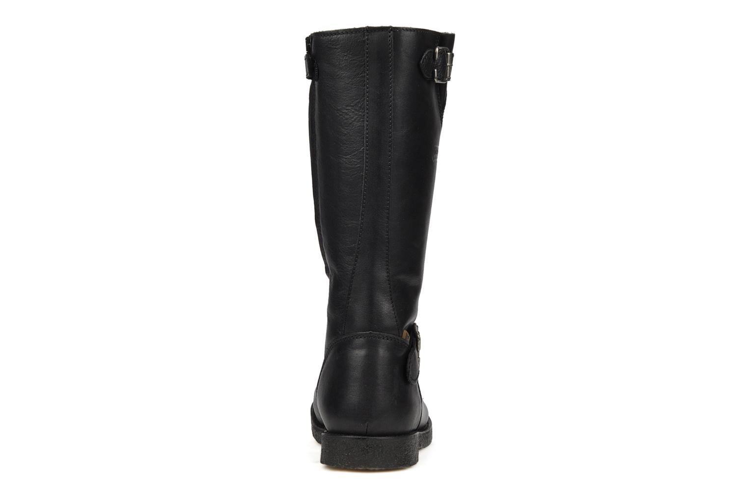Boots & wellies Bisgaard 80572 Black view from the right