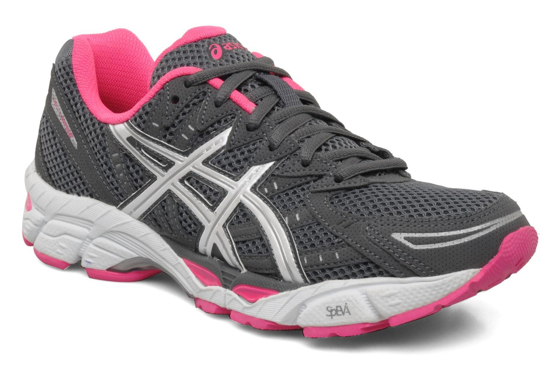 Chaussures de sport Asics Lady gel virage 6 Gris vue détail/paire