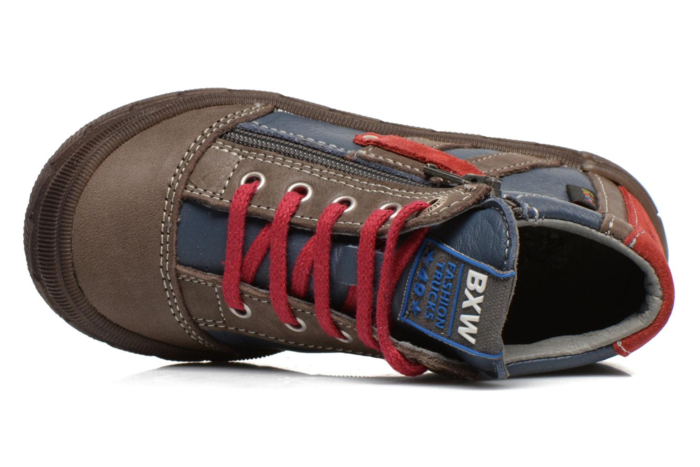 Bottines et boots Bopy Bobby Bleu vue gauche