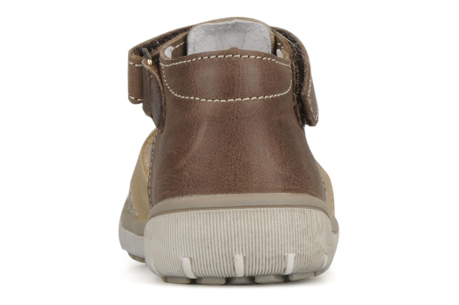 Ankle boots Bopy Bobby Brown view from the right