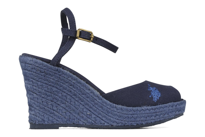 Sandales et nu-pieds U.S Polo Assn. Alena 4103s1 Bleu vue derrière