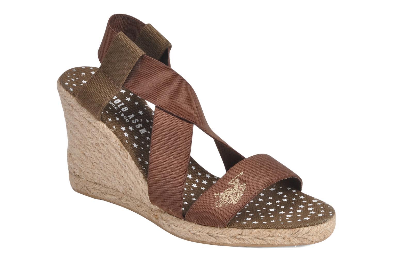 Sandali e scarpe aperte U.S Polo Assn. Naomi 4163s1 Marrone vedi dettaglio/paio