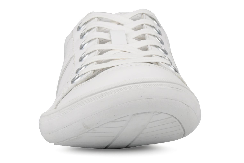 Baskets U.S Polo Assn. Five 4018us1 Blanc vue portées chaussures