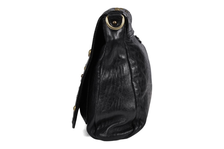 Bolsos Clutch Abaco Charmy Negro vista del modelo