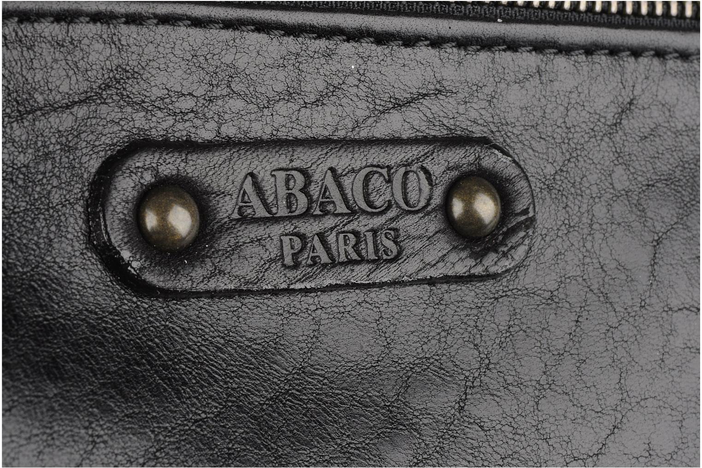 Bolsos de mano Abaco Beauty Negro vista lateral izquierda