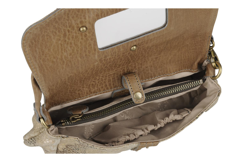 Handtaschen Abaco Beauty beige ansicht von hinten