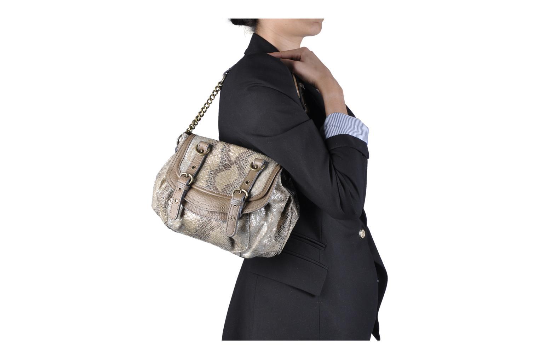Handbags Abaco Dan Grey view from underneath / model view