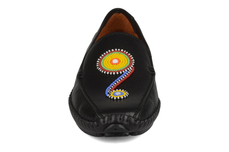 Loafers Pikolinos Jerez 8242 Black model view