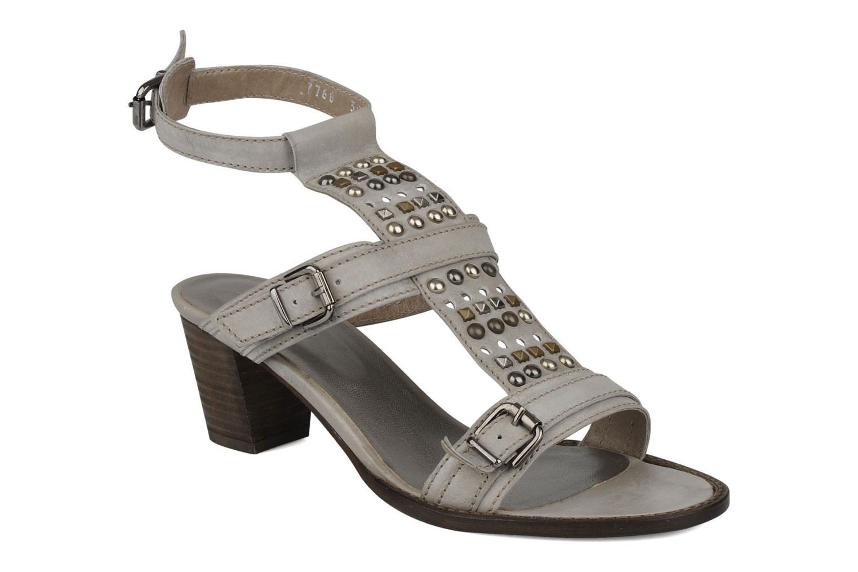 Sandales et nu-pieds Muratti Olpenitz Gris vue détail/paire