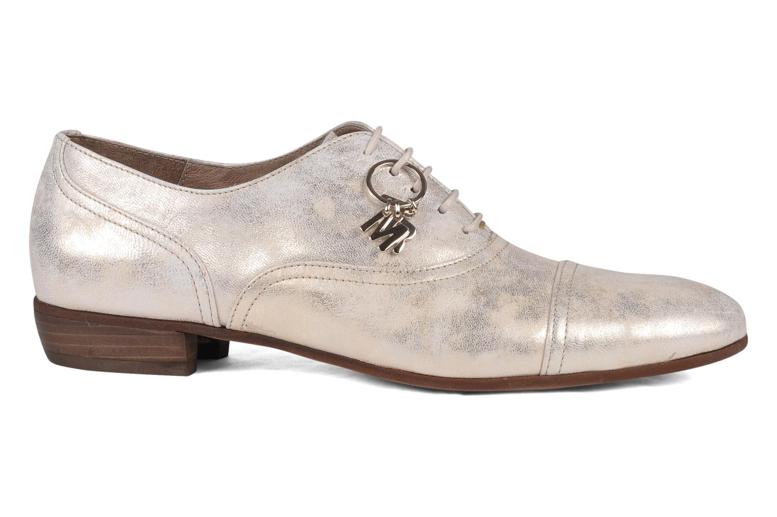 Lace-up shoes Muratti Hvar Beige back view