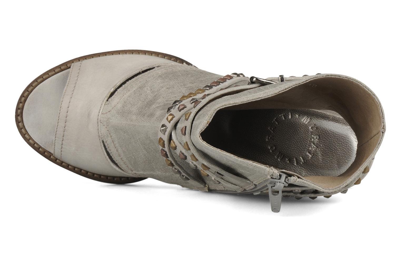 Sandales et nu-pieds Muratti Bergen Gris vue gauche