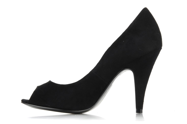 Zapatos de tacón Studio TMLS Louanne Negro vista de frente