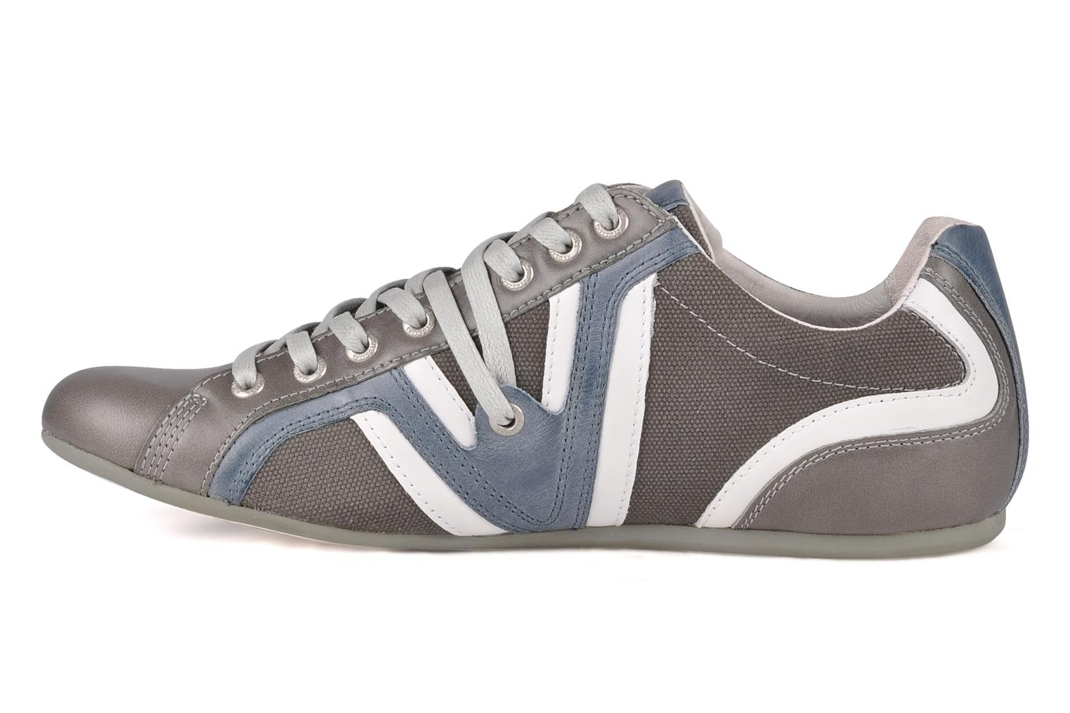 Trainers Redskins Truani Grey front view