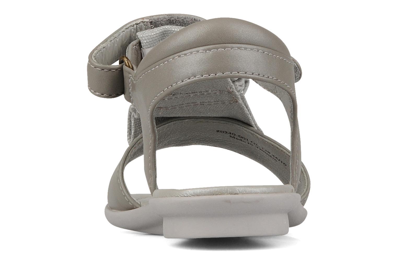 Sandali e scarpe aperte Camper Piruete 80240 Grigio immagine destra