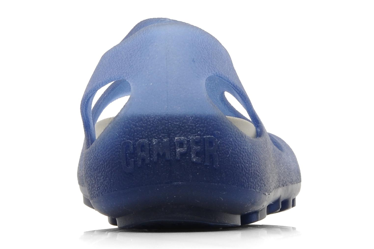 Sport shoes Camper Wabi 80057 Blue view from the right