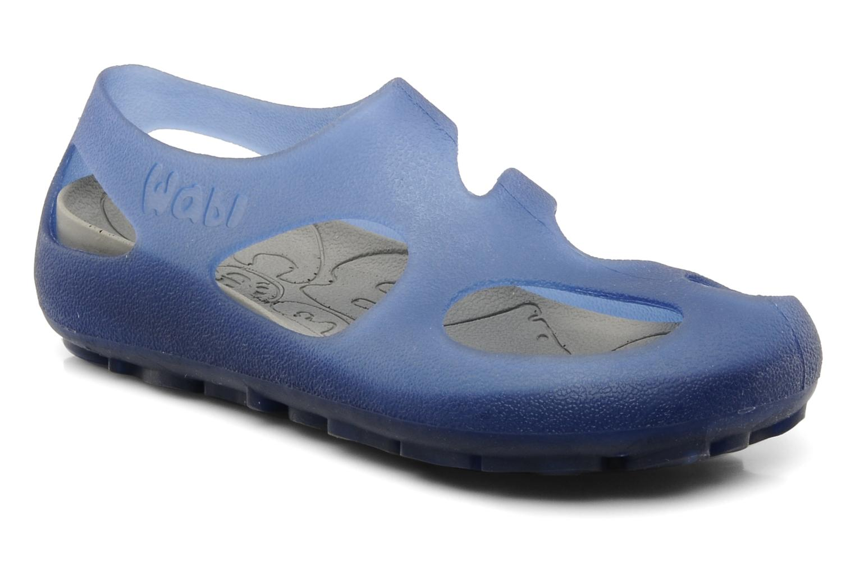 Sport shoes Camper Wabi 80057 Blue detailed view/ Pair view