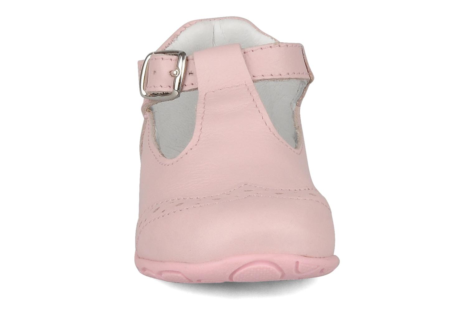 Ankle boots GBB Lea Pink model view