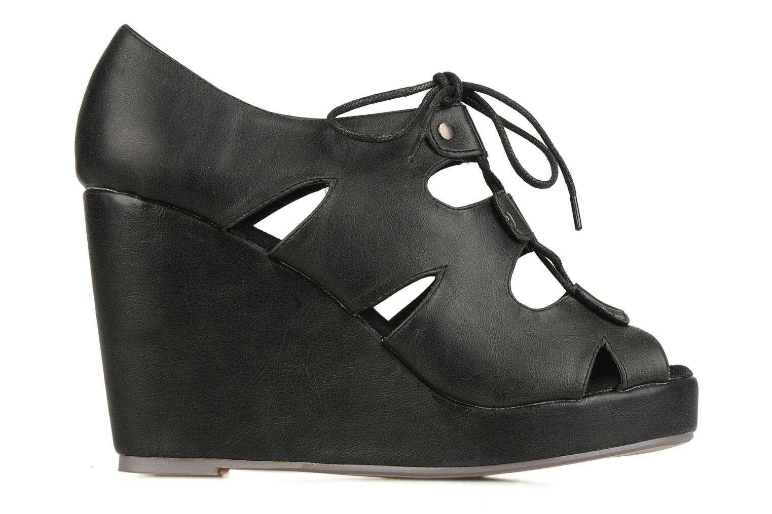 Sandals Friis & company Vinifred Black back view